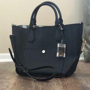 MICHAEL Michael Kors LG Leather Grab Bag